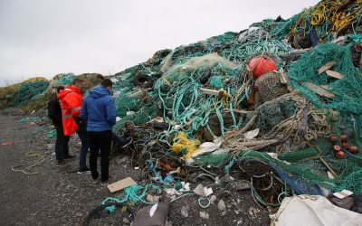Used Fishing Equipment Ends Up in Landfills
