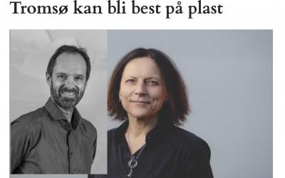 Tromsø will be best at handling plastic