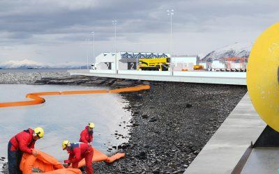 Planning the establishment of test facilities in Fiskebøl.
