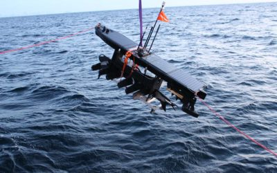 Marine Debris Mapping Project Achieves Funding