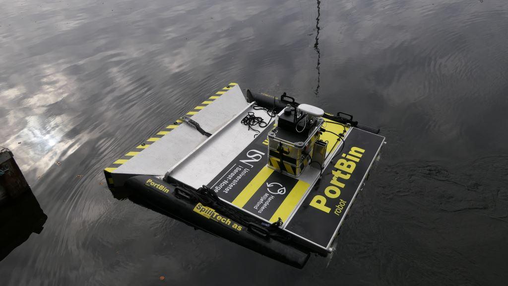 Samarbeidet styrkes med teknologigründere på marin forsøpling
